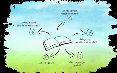 Zet proeflezers slim in voor levensverhalen