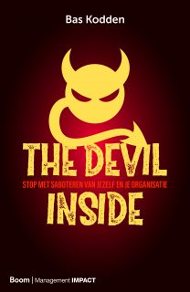 Boekcover The devil inside