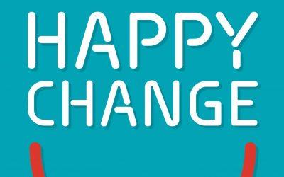 Boeklancering 'Happy change' van PROOF
